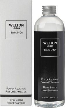 Reed Diffuser Refill with Sticks - Soleil d'Or - 500ml
