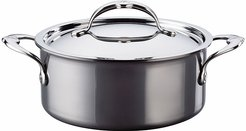 Stainless Steel Soup Pot & Lid - 20cm