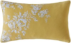 Vintage Bunch Pillow - 30x50cm - Yellow