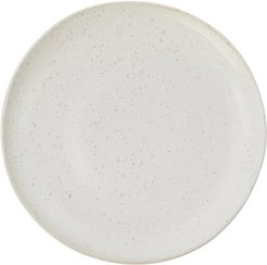Pion Lunch Plate - Set of 4 - Gray/White