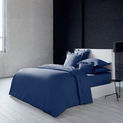 Alcove Duvet Cover - Navy - Double