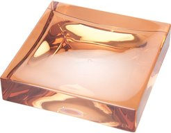 Square Soap Dish - Nude Pink