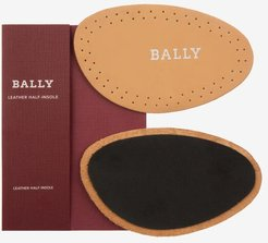 Half Leather Insole Beige 39