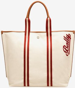 Canvas Tote Brown 1