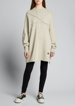 Seamed Crater Tunic