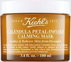 3.4 oz. Calendula Petal-Infused Calming Mask With Aloe Vera