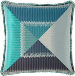 Wells Patchwork Pillow