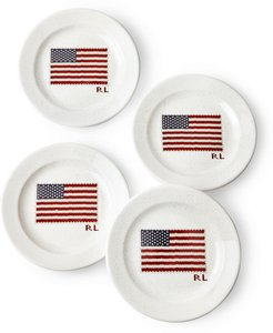 Bradfield Dessert Plates, Set of 4