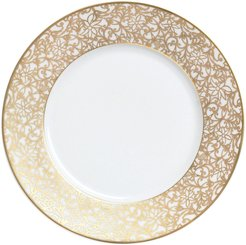 Salamanque Gold Dinner Plate