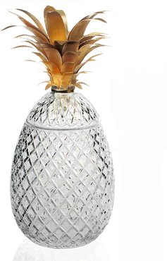 """Isadora 26"""" Gold Pineapple Limited Edition Centerpiece"""