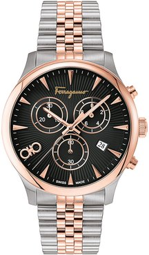 42mm Duo Two-Tone Chronograph Bracelet Watch