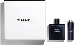 BLEU DE CHANEL 5 fl. oz. Eau de Toilette Twist and Spray Set