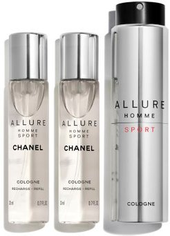 ALLURE HOMME SPORT Cologne Twist and Spray