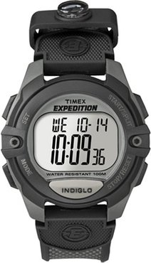 Timex Expedition Alarm Chronograph 41mm Watch