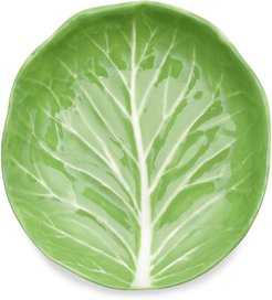 Lettuce Ware Canape Plate Set Of 4