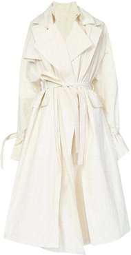 Peter Do Everyday Layered Stretch-Cotton Trench Coat