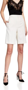 Bermuda Wool Shorts