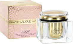 L'Amour Luxurious Perfumed Body Creme, 6.7 oz./ 200 mL