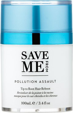 Pollution Assault Tip to Root Hair Reboot, 3.4 oz./ 100 mL