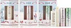 Sugar Lip Moisturizing Trio Limited Edition