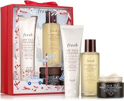 Smooth & Luminous Skincare Set - Limited Edition