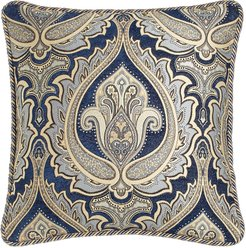 """20""""Sq. Reversible Pillow with Cord Trim"""