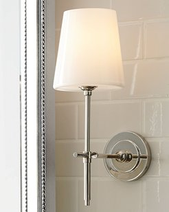 Bryant Sconce with Glass Shade
