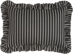 """French Toile"""" Striped Pillow, 13"""" x 18"""