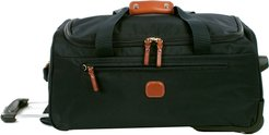 """Olive X-Bag 21"""" Carry-On Rolling Duffel Luggage"""