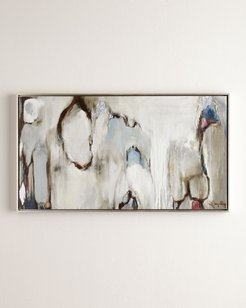 "Ebb Flow"" Giclee on Canvas Wall Art"""