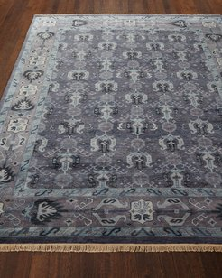 """Remie Hand-Knotted Rug, 3'9"""" x 5'9"""""""