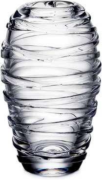 Pure Switchback Small Vase