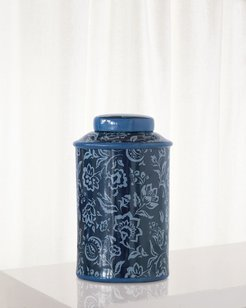 Rokeby Road Blue Jar