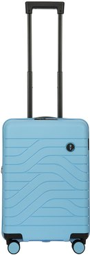 """B/Y Ulisse 21"""" Carry-On Expandable Spinner Luggage"""