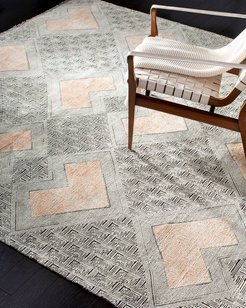 Cannon Hand-Knotted Rug, 10' x 14'
