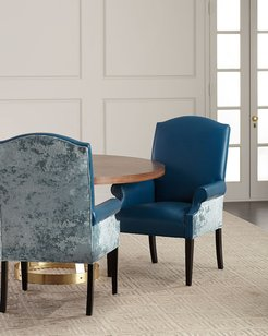 Francisco Leather Arm Chair