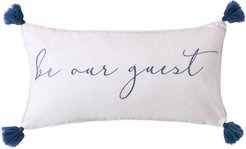 Lillian Be Our Guest Pillow