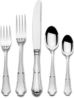 Barocco 5-Piece Dinner Flatware Set