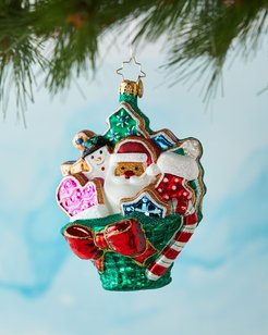 Fresh From The Oven Christmas Ornament