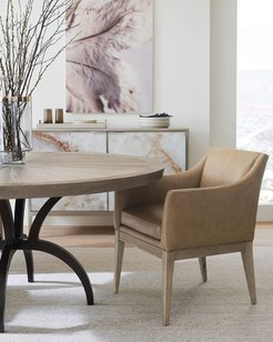 """Rough & Ready Dining Table 54"""""""