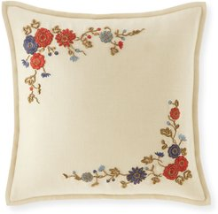 Macall Embroidery Pillow
