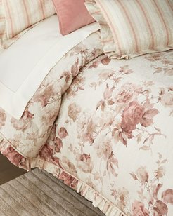 Abloom 3-Piece King Comforter Set