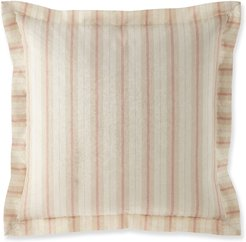 Abloom Striped European Sham