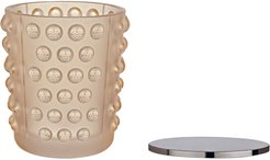 Gold Luster Mossi Vase Candle