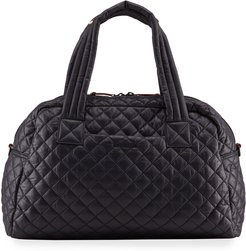 Jimmy Travel Quilted Duffle Bag