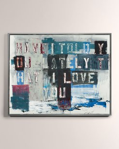 """Have I Told You Lately II"""" Giclee Art"""""""
