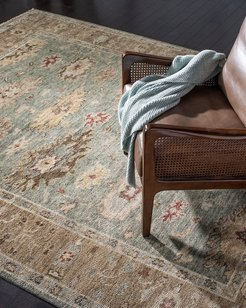 Banbury Hand-Knotted Rug, 9' x 12'