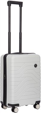 """Ulisse 21"""" Carry-On Expandable Spinner Luggage"""