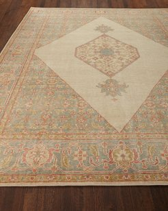 Hargrove Hand-Knotted Rug, 5.6' x 8.6'