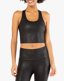 Viper First Class Cropped Tank
